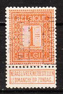PRE2010B  Type Chiffre - LEUVEN - Année 1912 - MNG - LOOK!!!! - Roller Precancels 1910-19