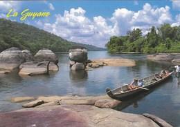 Guyane - Le Maroni - Twenké - Guyane