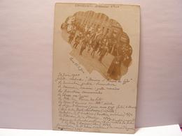 CPA 80 SOMME Carte Photo Cavalcade Amiens 1901 Louis XVI Le Gros 493 - Amiens