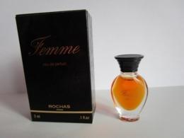ROCHAS - FEMME   - EDP - 3 Ml -  - Miniature - Miniatures Femmes (avec Boite)