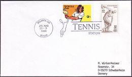 USA - 1996 T - Olympic Games 1996 - Letter  (tennis) - Estate 1996: Atlanta