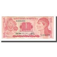 Billet, Honduras, 1 Lempira, 1992, 1992-09-10, KM:71, NEUF - Honduras