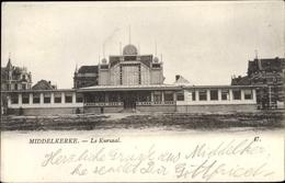 Cp Middelkerke Westflandern, Le Kursaal - België