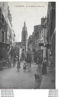 Coutances-La Rue Geoffroy De Montbray - Coutances