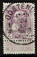 80  Obl  Oostende - 1905 Breiter Bart
