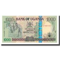 Billet, Uganda, 1000 Shillings, 2005, KM:43a, NEUF - Ouganda