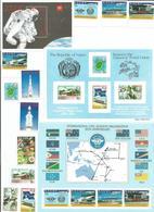 Francobolli Stamps Tibres Nevis Naru - Francobolli