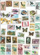 Francobolli Stamps Tibres Rwanda - Timbres