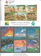 Francobolli Stamps Tibres Vanatu Palau Tonga Tuvalu - Timbres
