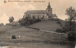 JAMOIGNE - L'Eglise (côté Nord) - Chiny
