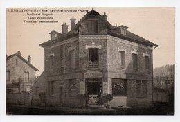 - CPA ESBLY (77) - Hôtel Café-Restaurant Du Progrès - - Esbly