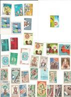 Francobolli Stamps Tibres Senegal - Francobolli