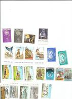 Francobolli Stamps Tibres Zambia - Timbres