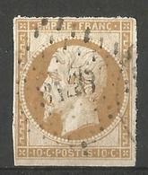 FRANCE - Oblitération Petits Chiffres LP 3146 St-LAURENT-DE-CHAMOUS (Rhône) - 1849-1876: Période Classique