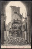 ARMENTIERES 59 - Ruines De L'Eglise St Waast - Vue Des Grandes Orgues De Cavaillé Cool - #B752 - Armentieres