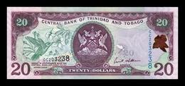 Trinidad & Tobago 20 Dollars 2006 Pick 49a SC UNC - Trindad & Tobago