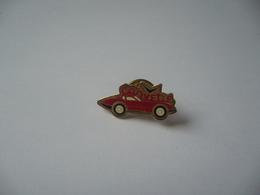 PIN'S PINS  CORVETIE THÈME VOITURE - Corvette