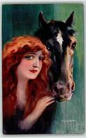 53141228 - Frau Pferd - Usabal