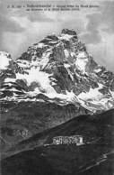 Valtournanche - Grand Hôtel Du Mont Cervin (J. Brocherel Edit. 1919) - Aosta