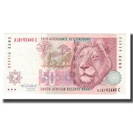Billet, Afrique Du Sud, 50 Rand, 1992, KM:125a, SUP - Afrique Du Sud