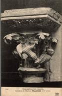 28  MUSEE DE SCULPTURE COMPAREE CATHEDRALE DE CHARTRES CHAPITEAU - Chartres