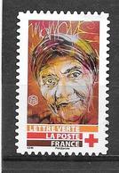 Timbres Croix-Rouge Année 2019 Réf 1 Non Oblitéré - Francia