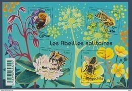 2016-N°F5052** ABEILLES SOLITAIRES - Francia