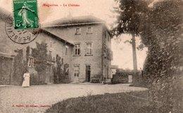 MAGNIERES-54-CHATEAU- - Autres Communes