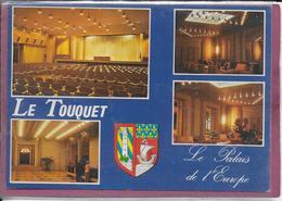 62.- LE TOUQUET .- Le Palais De L' Europe - Le Touquet