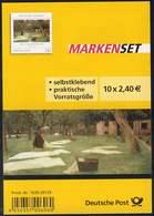 92 MH Die Rasenbleiche Von Max Liebermann, Erstverwendungsstempel Bonn - BRD