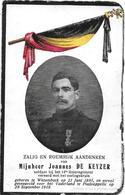 De Keyzer Joannes (gesneuveld Wezembeek 1891 -poelcapelle 1918) - Religion & Esotericism