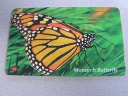 VIETNAM Used GPT Card   6MVSD Butterfly, Monarch - Vietnam