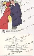 Carte Invitation Des Ets Lemaire Bricout à Landrecies, Vêtements Royal Blizzand, Collection été 1964 - Autres