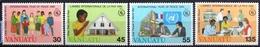 VANUATU                         N° 751/754                          NEUF** - Vanuatu (1980-...)