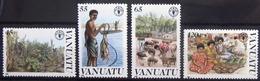 VANUATU                         N° 814/817                          NEUF** - Vanuatu (1980-...)
