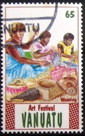 VANUATU                         N° 861                          OBLITERE - Vanuatu (1980-...)