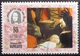 VANUATU                         N° 937                          OBLITERE - Vanuatu (1980-...)