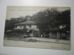 33 Piquey, Grand Hotel Chantecler (A1p28) - Other Municipalities