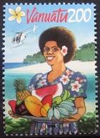 VANUATU                         N° 958                          OBLITERE - Vanuatu (1980-...)