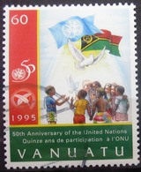 VANUATU                         N° 991                          OBLITERE - Vanuatu (1980-...)