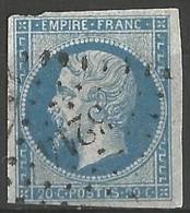FRANCE - Oblitération Petits Chiffres LP 3214 Ste-MERE-EGLISE (Manche) - 1849-1876: Période Classique