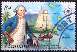 VANUATU                         N° 1066                          OBLITERE - Vanuatu (1980-...)