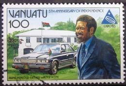 VANUATU                         N° 721                          OBLITERE - Vanuatu (1980-...)