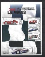 Belgique: Nouveauté 2019 **  24 H Du Mans - Cars