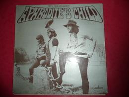LP33 N°284 - APHRODITE'S CHILD - IT'S FIVE O'CLOCK - COMPILATION 9 TITRES - Rock