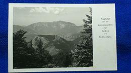 Ausblick Von Der Johannesbacherhütte Gegen Geländ Und Schneeberg Austria - Neunkirchen
