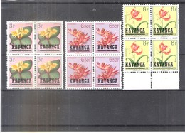 Katanga - N°33-36-38 - En Bloc De 4 - XX/MNH - (à Voir) - Katanga
