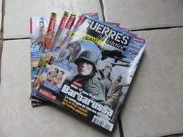 Magazine Guerres & Histoires   39-45 - Libri