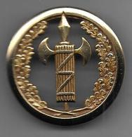 Justice Militaire - Insigne De Béret Coinderoux - Army