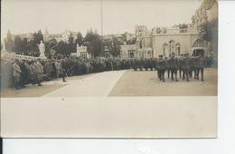 LOURDES   Asile Notre Dame FANFARE Defile Militaire Blesses Apres 1918 - Lourdes
